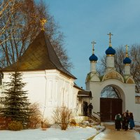 На Крещение... :: алексей афанасьев