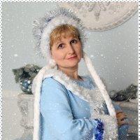 Современная снегурочка :: Alena Legotkina