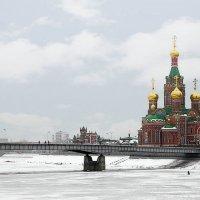 Дорога к храму :: Николай Рогаткин