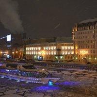 На реке :: Ольга Беляева