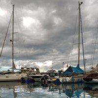 Playa de Las Teresitas яхты :: Андрей Бондаренко
