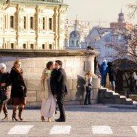 Любовь у лобного места :: Владимир Болдырев