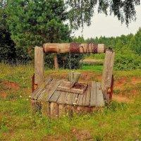 Старый,старый колодец... :: Sergey Gordoff