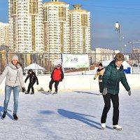 Все на лёд! :: Татьяна Помогалова