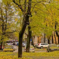 одесса осень :: олег