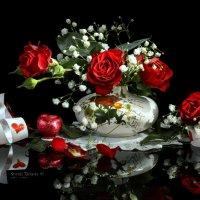 Красные розы :: Татьяна Беляева