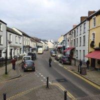 Старинный валлийский городок Narberth :: Natalia Harries