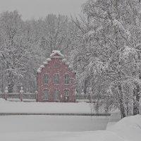 Заметает зима.. заметает :: Марина Волкова