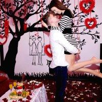 Романтическое свидание Александры и Влада :: Viktoria Shakula