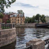 Набережная Адмиралтейского канала — в Санкт-Петербурге :: Игорь Свет