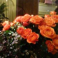 Цветы зимой :: татьяна