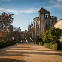 Convento de Cristo :: Алекс Римский