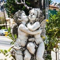 По пути в Бахайские Сады :: Aleks Ben Israel