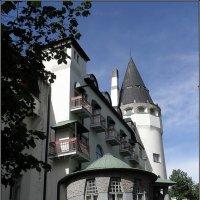 Отель-замок «Валтионхотелли» :: Вера