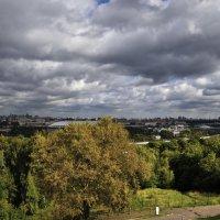 Панорама от Воробьевых гор. View from Vorobyovy Hills. :: Юрий Воронов