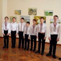 Хор хлопчиків :: Степан Карачко