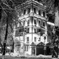 Ночной Воскресенск :: Николай Кулин