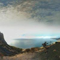 Карадаг, недалеко от Биостанции :: viton