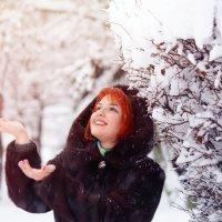 Зимний портрет :: Фотохудожник Наталья Смирнова