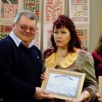 Нагорода за вишивку :: Степан Карачко