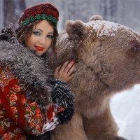 Русская краса :: Дмитрий Шилин