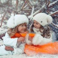 Оранжевое настроение :: Ольга Круковская