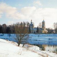 В зимнюю стужу :: Виктор Короткий