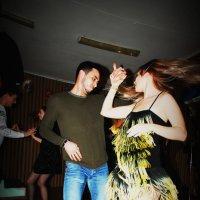 «Умение танцевать дает тебе величайшую из свобод: выразить всего себя в полной мере таким, какой ты :: Надежда