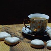 Вечерний кофе :: Алексей Афанасьев