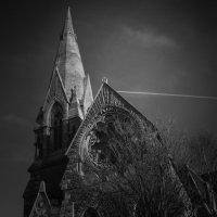 Шотландия. Кладбище. Полночь :: Александр Беляков