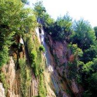 Водопад Учансу :: Andrey Semushin