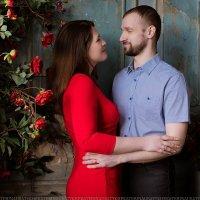 Надя и Андрей :: Ekaterina Usatykh
