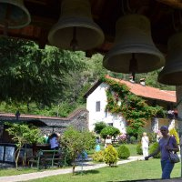 Монастырь в горах :: Ольга