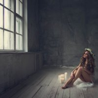 В ожидании принца :: Нелли Сафина
