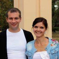 Супруги :: Татьяна Пальчикова