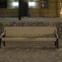Снежный вечер :: Митя Дмитрий Митя