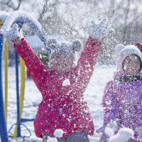 Первый снег :: Светлана