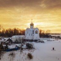 Рассвет :: Владимир Колесников