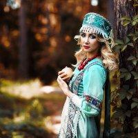 Вариации на тему русских народных сказок :: Роман Попов