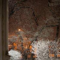 вечерние прогулки по городу :: Вадим Бурмистров