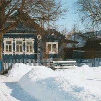 Домик в деревне :: Виктор Короткий