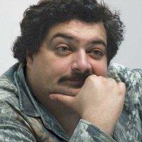 Дмитрий Быков, писатель, журналист. :: Игорь Олегович Кравченко