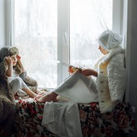 Сказки на окошке :: Маргарита Гусева