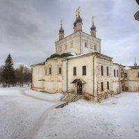 Всехсвятская церковь :: Константин