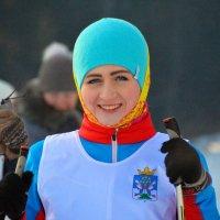 лыжня России :: леонид логинов