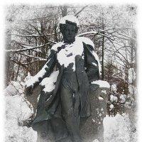 А мне приснился сон, что Пушкин был спасен...... :: Tatiana Markova