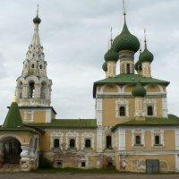 Храмы Углича :: Наталья Алексеева