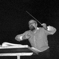 Кшиштоф Пендерецкий, композитор. (Krzysztof Penderecki). :: Игорь Олегович Кравченко