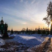 Зимнее утро .......... :: Александр Селезнев