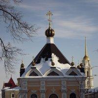 Зима в Рыбинске. :: нина